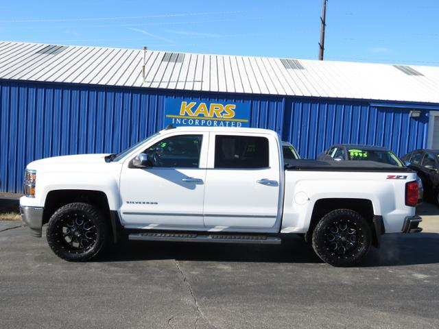 2015 Chevrolet Silverado 1500  - Kars Incorporated
