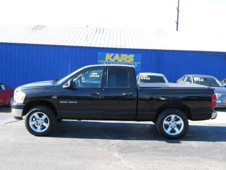 2007 Dodge Ram 1500 SLT 4WD Quad Cab for Sale  - 770129P  - Kars Incorporated