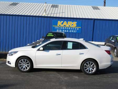 2015 Chevrolet Malibu LTZ for Sale  - F34076P  - Kars Incorporated