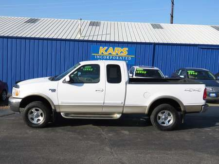 2000 Ford F-150 XLT 4WD SuperCab for Sale  - Y48727P  - Kars Incorporated