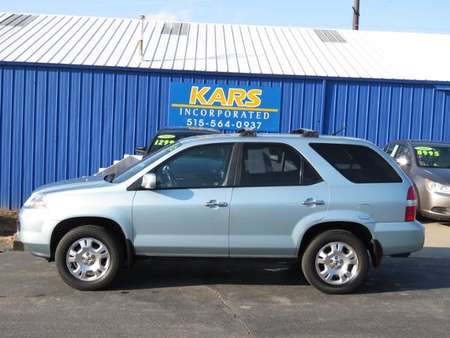 2002 Acura MDX AWD for Sale  - 226359P  - Kars Incorporated