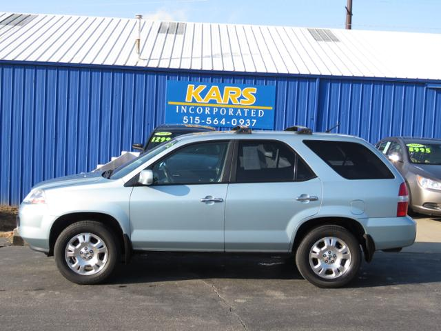 2002 Acura MDX  - Kars Incorporated