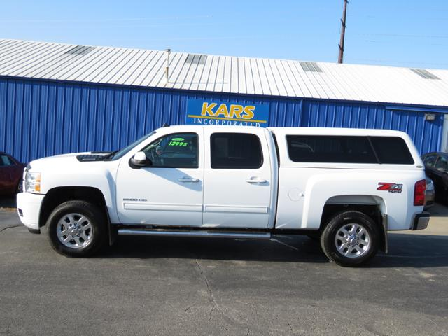 2014 Chevrolet Silverado 2500HD  - Kars Incorporated