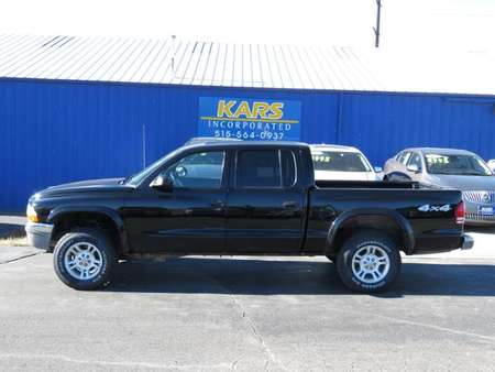 2003 Dodge Dakota SLT 4WD Quad Cab for Sale  - 349129P  - Kars Incorporated