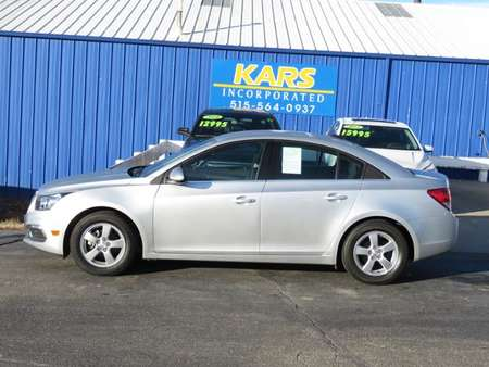 2016 Chevrolet Cruze Limited LT for Sale  - G82143P  - Kars Incorporated