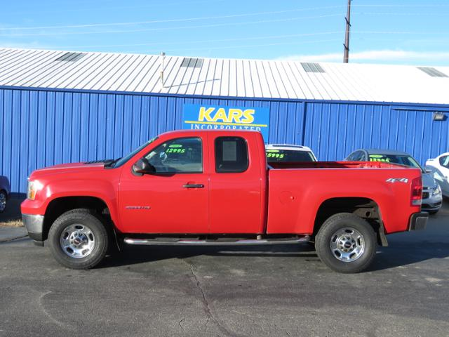 2011 GMC Sierra 2500HD Work Truck 4WD Extended Cab  - B10952  - Kars Incorporated