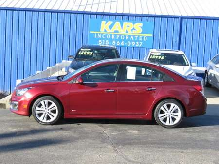 2015 Chevrolet Cruze LTZ for Sale  - F16947P  - Kars Incorporated