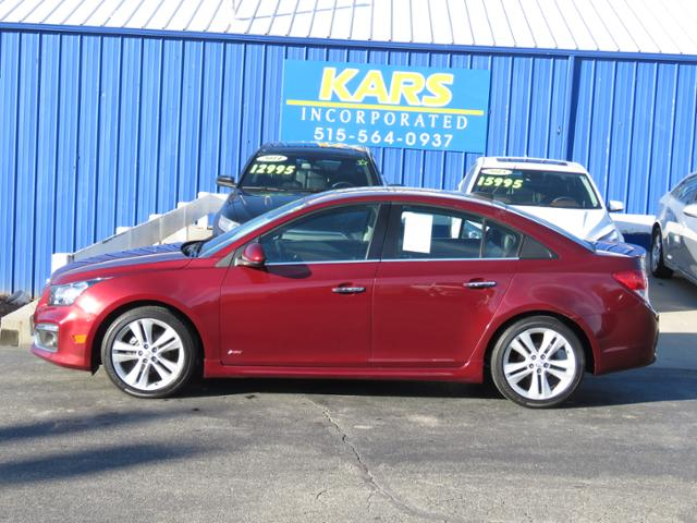 2015 Chevrolet Cruze LTZ  - F16947P  - Kars Incorporated