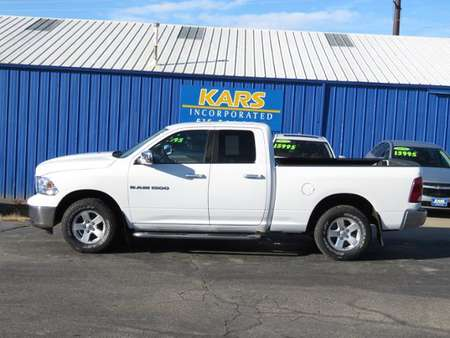 2012 Ram 1500 SLT 4WD Quad Cab for Sale  - C19629P  - Kars Incorporated