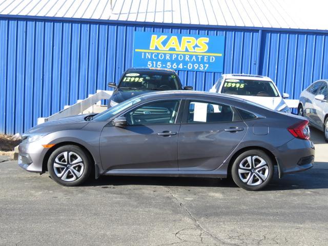 2016 Honda Civic  - Kars Incorporated