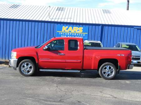 2013 Chevrolet Silverado 1500 LT 4WD Extended Cab for Sale  - D03243  - Kars Incorporated