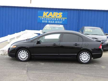 2008 Honda Civic LX for Sale  - 843419P  - Kars Incorporated