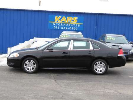 2010 Chevrolet Impala LT for Sale  - A63799P  - Kars Incorporated