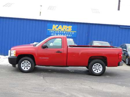 2011 Chevrolet Silverado 1500 Work Truck 2WD Regular Cab for Sale  - B45462  - Kars Incorporated