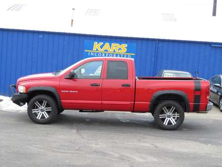 2004 Dodge Ram 1500 SLT 4WD Quad Cab for Sale  - 456293P  - Kars Incorporated
