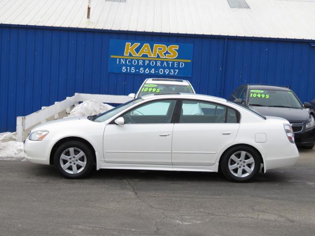 2004 Nissan Altima  - Kars Incorporated
