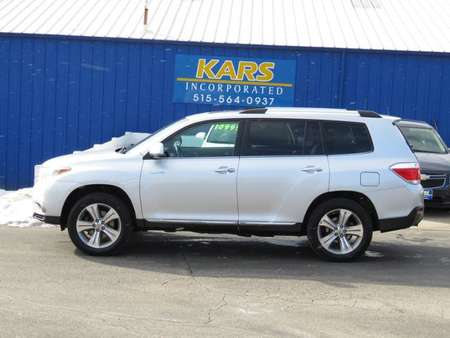 2013 Toyota Highlander Limited 4WD for Sale  - D88920  - Kars Incorporated