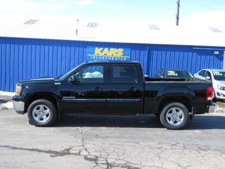 2010 GMC Sierra 1500 SLT 4WD Crew Cab for Sale  - A15024P  - Kars Incorporated