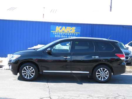 2013 Nissan Pathfinder SL 4WD for Sale  - D37757P  - Kars Incorporated