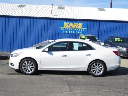 2015 Chevrolet Malibu LTZ for Sale  - F38802P  - Kars Incorporated