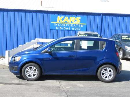 2013 Chevrolet Sonic LT for Sale  - D11872P  - Kars Incorporated