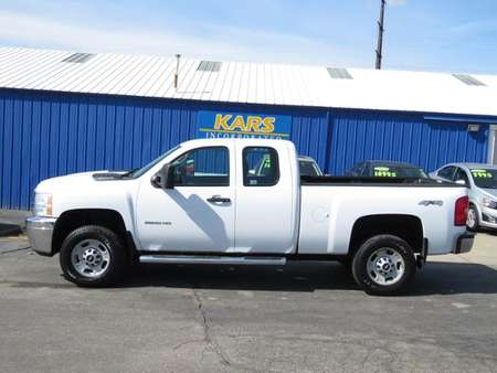2011 Chevrolet Silverado 2500HD Work Truck 4WD Extended Cab for Sale  - B96537  - Kars Incorporated