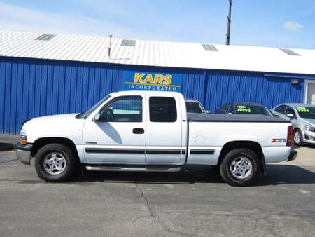 2002 Chevrolet Silverado 1500 LT 4WD Extended Cab for Sale  - 225503  - Kars Incorporated