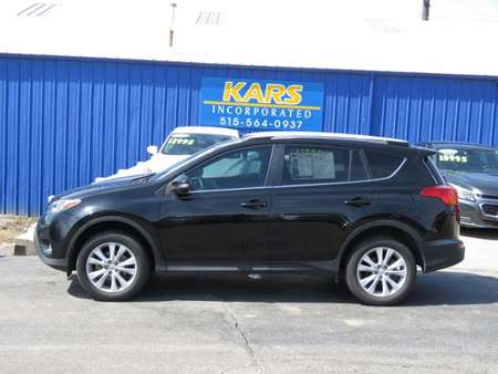 2013 Toyota Rav4 Limited 4WD for Sale  - D11681P  - Kars Incorporated