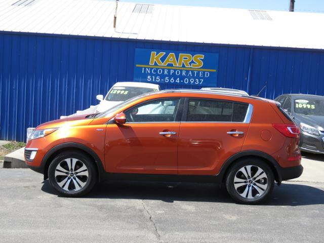 2011 Kia Sportage  - Kars Incorporated