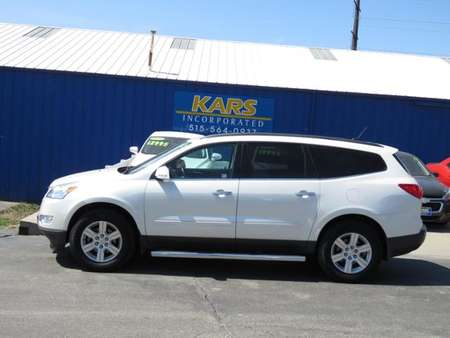 2012 Chevrolet Traverse LT w/2LT AWD for Sale  - C85996P  - Kars Incorporated