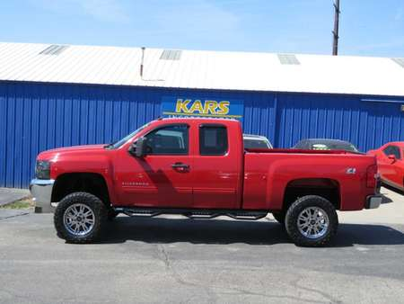 2013 Chevrolet Silverado 1500 LT 4WD Extended Cab for Sale  - D29506P  - Kars Incorporated