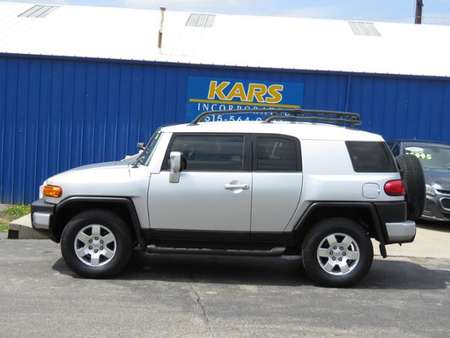 2007 Toyota FJ Cruiser 4WD for Sale  - 710501P  - Kars Incorporated