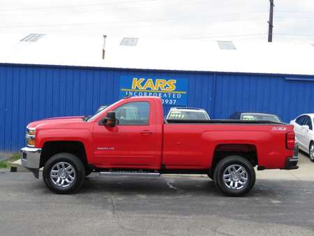 2016 Chevrolet Silverado 3500HD LT 4WD Regular Cab for Sale  - G94532P  - Kars Incorporated