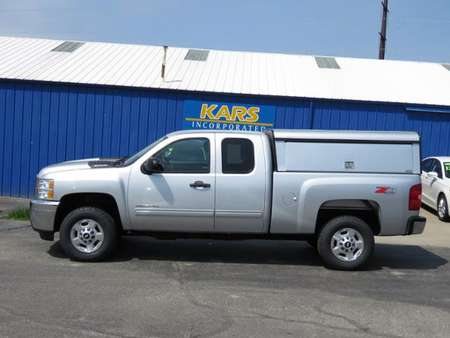 2013 Chevrolet Silverado 2500HD LT 4WD Extended Cab for Sale  - D22090P  - Kars Incorporated