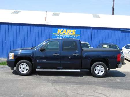 2011 Chevrolet Silverado 1500 LT 4WD Crew Cab for Sale  - B19516P  - Kars Incorporated