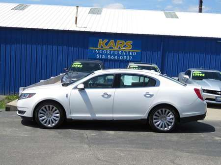 2013 Lincoln MKS AWD for Sale  - D15628P  - Kars Incorporated