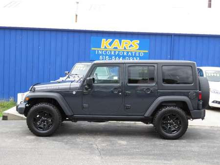 2017 Jeep Wrangler Unlimited 4x4 for Sale  - H19206P  - Kars Incorporated