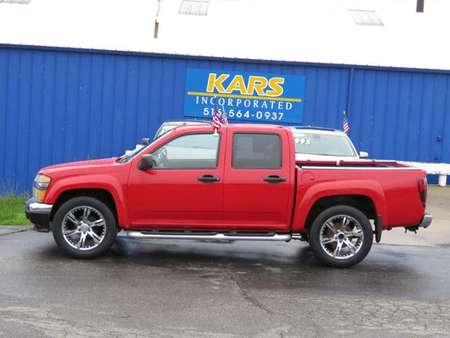 2004 GMC Canyon 1SE SLE Z71 4WD Crew Cab for Sale  - 467104P  - Kars Incorporated
