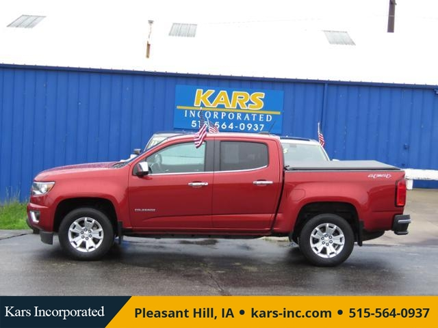 2016 Chevrolet Colorado 4WD LT Crew Cab  - G95193P  - Kars Incorporated