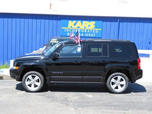 2015 Jeep Patriot  - Kars Incorporated