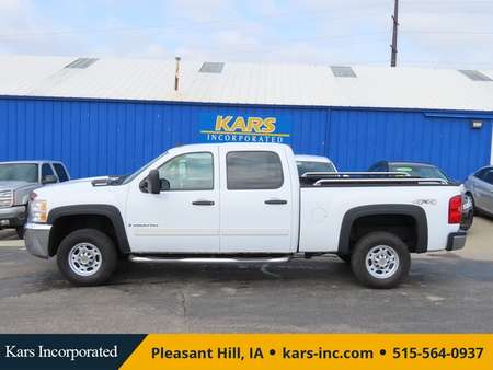 2007 Chevrolet Silverado 2500HD HEAVY DUTY 4WD Crew Cab for Sale  - 718586  - Kars Incorporated