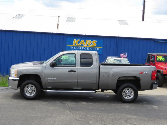 2008 Chevrolet Silverado 2500HD LT w/1LT 4WD Extended Cab  - 892092  - Kars Incorporated