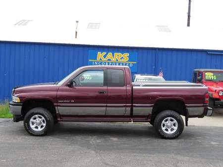 2001 Dodge Ram 2500 4WD Quad Cab 34595 miles for Sale  - 109349P  - Kars Incorporated