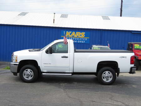 2011 Chevrolet Silverado 2500HD LT 4WD Regular Cab for Sale  - B06677P  - Kars Incorporated