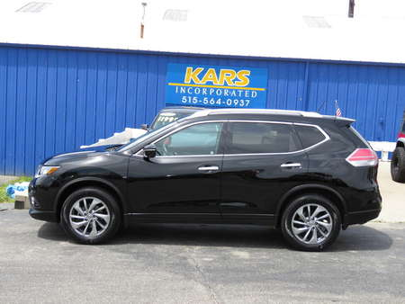 2015 Nissan Rogue SL AWD for Sale  - F23268  - Kars Incorporated