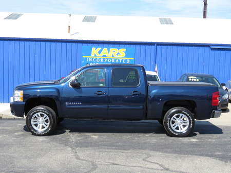 2011 Chevrolet Silverado 1500 LTZ 4WD Crew Cab for Sale  - B42771P  - Kars Incorporated