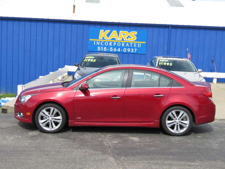 2014 Chevrolet Cruze LTZ for Sale  - E80536  - Kars Incorporated