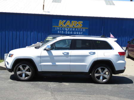 2015 Jeep Grand Cherokee Limited 4WD for Sale  - F31648  - Kars Incorporated