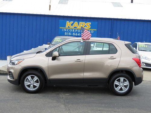 2018 Chevrolet Trax  - Kars Incorporated