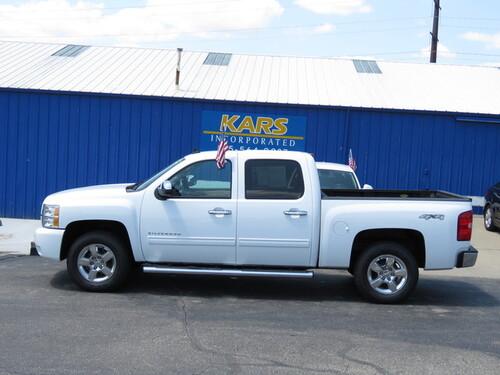 2013 Chevrolet Silverado 1500  - Kars Incorporated